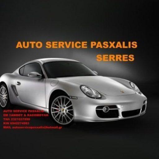 AUTO SERVICE PASXALIS